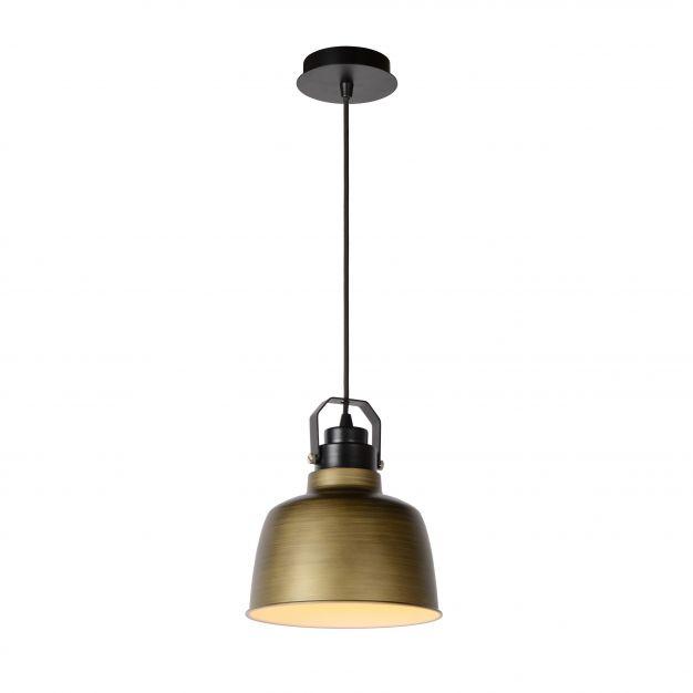 Lucide Naut - suspension - Ø 21 x 152 cm - bronze