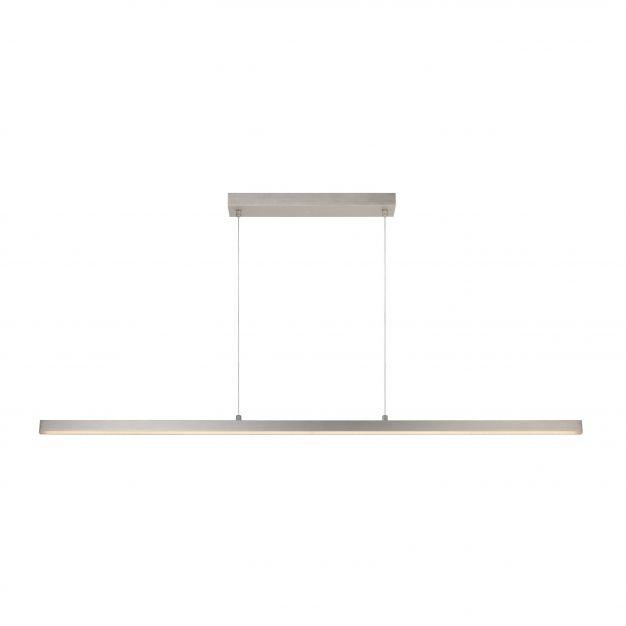 Lucide Sigma - suspension - 147 x 150 cm - 33W LED à intensité variable incl. - chrome mat