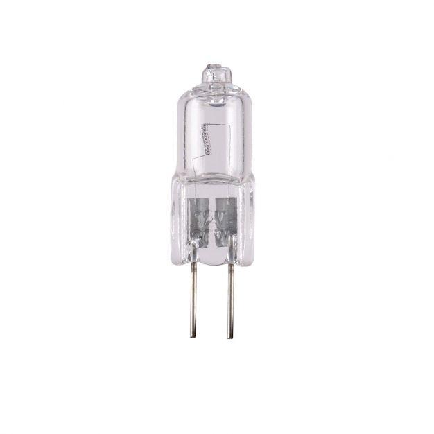 ampoule halogène (2 pièces) - G4 - 15W - 2900K - transparent