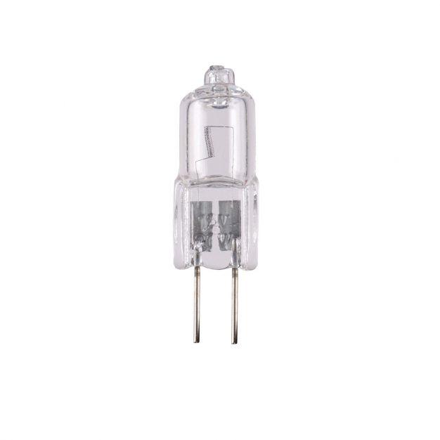 ampoule halogène (2 pièces) - GY6.35 - 35W - 2900K - transparent