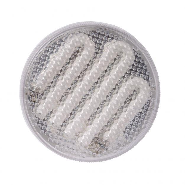 ampoule à économie d'énergie - GX53 - 9W - 6500K - blanc