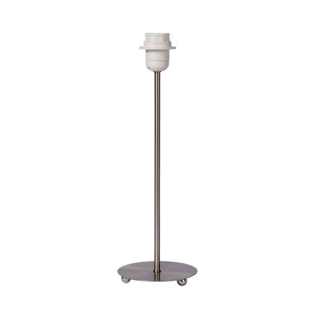 Lucide Kiddy - lampe de table - 40 cm - chrome mat