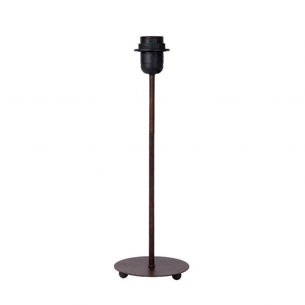 Lucide Kiddy - lampe de table - 40 cm - rouille marron