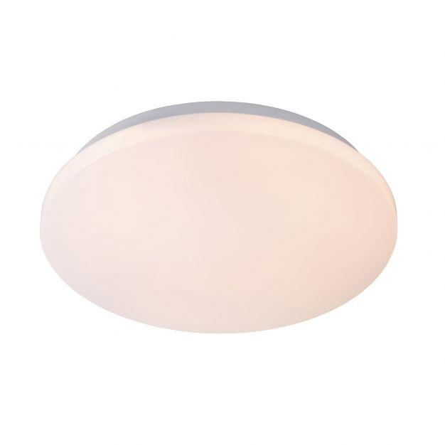 Lucide Otis - plafonnier - Ø 26 cm - 14W LED incl. - opale