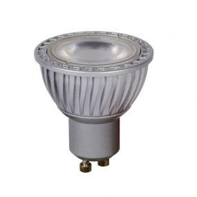 spot LED à intensité variable - GU10 - 5W - 3000K - gris