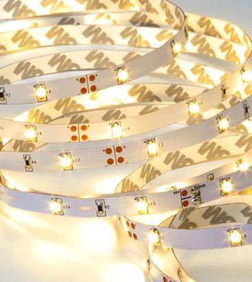 bandes LED